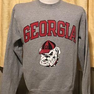 Vintage Champion Bulldogs Sweatshirt